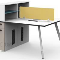 供应欧乐b2c商用空间明道 员工职员办公桌