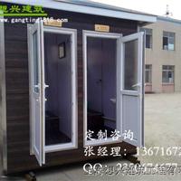 上海移动厕所厂家  曹杨新村打包式移动厕所