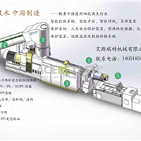 PA尼龙化纤丝、XPS/EPS/EPE发泡制品造粒机