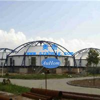 污水处理曝气池加盖|废水池加盖膜结构|奥宏