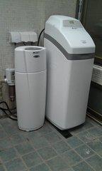 供应潍坊别墅专用美国怡口软水机