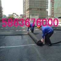 供应高抗压排水板(蓄排水板)土工布