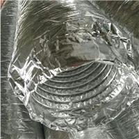 DEC厂家供应新风专用铝箔保温消音伸缩软管