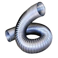 不燃DEC-SA内径100mm铝合金金属波纹软管
