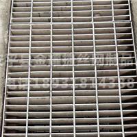 防滑沟盖板(优质)建筑插接钢格板【金耀捷】