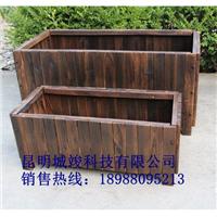 昆明提供防腐木花箱价格