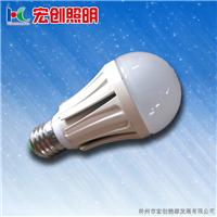 宏创能源LED12W铸铝球泡灯