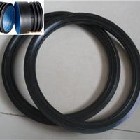 供应PE波纹管橡胶密封圈、PE波纹管接口橡胶密封圈
