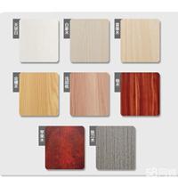 三聚氰胺饰面板 生态板 定制家具专用板