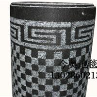 济南PVC提花方格地毯价格