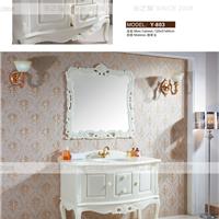 浴之梦卫浴Y-803天然玉石人造玉石浴室柜