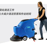 圣美伦SML-R50B全自动手推式洗地机洗