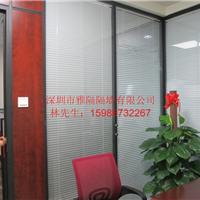 龙岗铝合金玻璃隔墙-成品高隔间