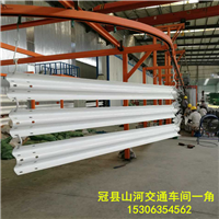 供应高速护栏喷塑护栏板