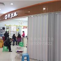 供应西安PVC玻璃折叠门同城免费测量安装