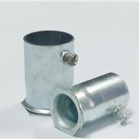 KBGJDG镀锌线管盒接 线管接头 锁母