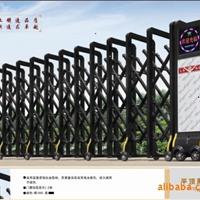 供应东城区安装伸缩门电机维修伸缩门