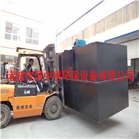 供应瑞中翔 地埋式污水处理设备 质量保证