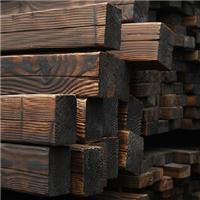 花旗松碳化木价格
