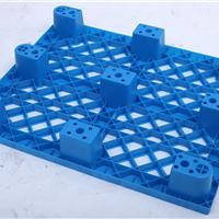 供应1311网格九脚塑料托盘低价促销质量保证