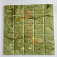 供应 绿玉板材 玉石防滑板 桑拿防滑地砖