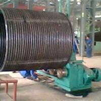 供应油炉盘管机
