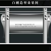 供应山东阅报栏制造厂家