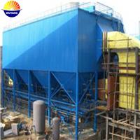 供应锅炉脉冲袋式除尘器旁路系统的设计