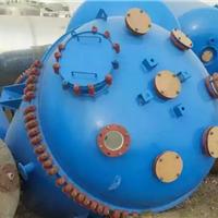 回收树脂搪瓷反应釜高价回收电加热反应釜