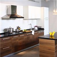 橱柜设计厨房台面柜体定制选沃根8090专业