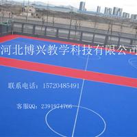 供应篮球场悬浮拼装地板