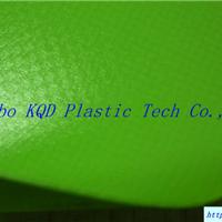 供应绿色双面贴合PVC夹网布
