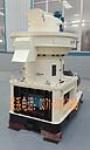 各种型号秸秆颗粒机加工定做 河南小型秸秆颗粒机出厂价