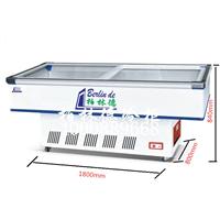 西瓜柜/西瓜冷藏柜/西瓜冰箱/展示冰柜