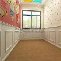 济南专业生产幼儿园学校护墙板、墙裙板