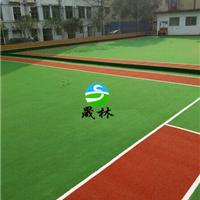 门球场高尔夫场地专用卷曲丝加厚人造草坪