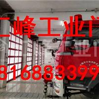 黑龙江 消防红工业门 消防透视门 快速门