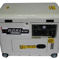 供应5KW静音柴油发电机