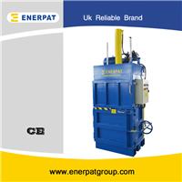 供应英国品牌立式液压废纸箱打包机