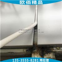 建筑外墙2.5氟碳铝单板安装缝隙怎么处理