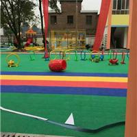 供应筑美幼儿园环保安全室外悬浮拼接地板