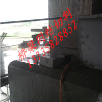 杭州专业混凝土切割、桥梁支座切割