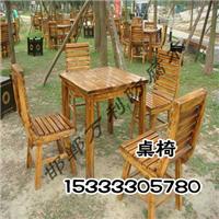 邯郸防腐木桌椅【万利防腐木】定做防腐木