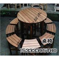 邯郸防腐木桌椅|防腐木桌椅批发|万利防腐木