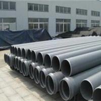 天镇PVC-U给水管、PVC管材生产厂家