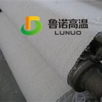 供应高温管道、容器的绝热用硅酸铝纤维布