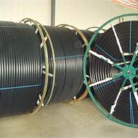 供应陕西(延安)彩色穿线管、HDPE硅芯管