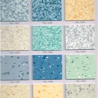 供应欧诺威pvc复合型同质透心塑胶地板