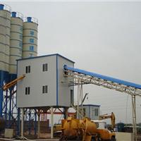 HZS90混凝土搅拌站生产场地如何选择?