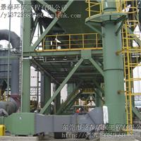东莞景森活性炭吸附塔用于有机废气治理